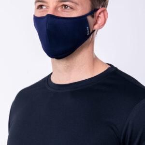 Face Mask - Navy colour