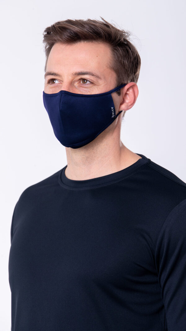 Face Mask - Navy colour