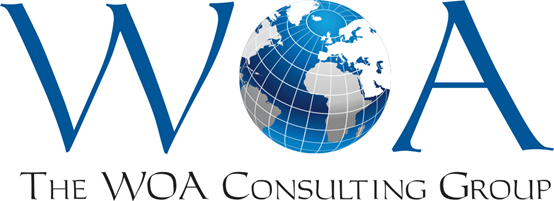 WOA consulting group logo