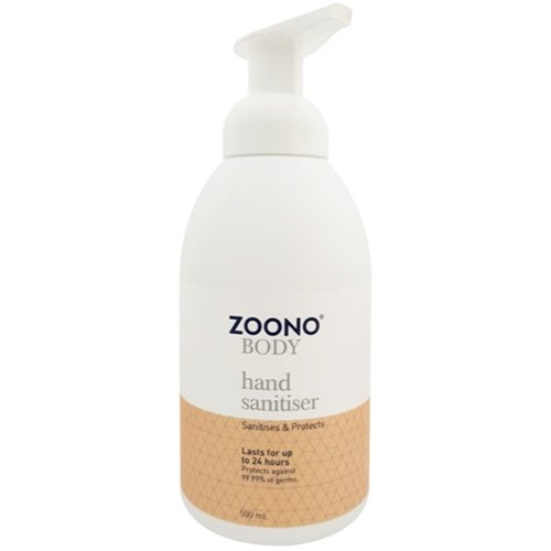 Zoono Hand Sanitizer 500ml
